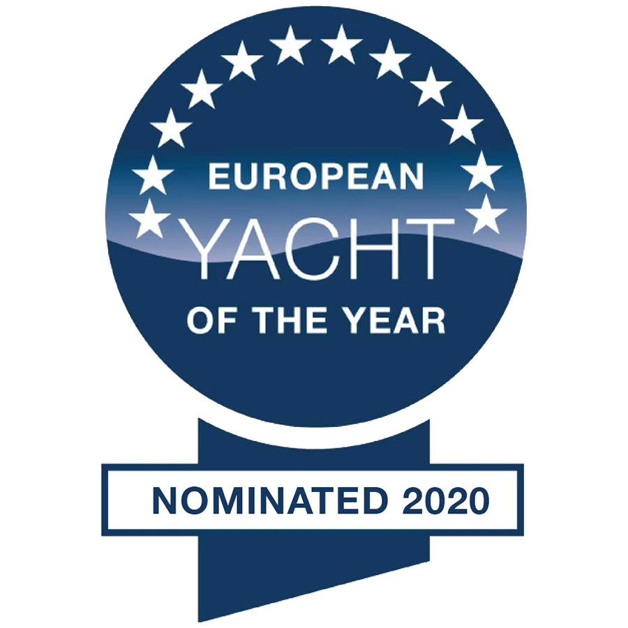 European Yacht of the Year Award Nominated 2020 Impression 45.1