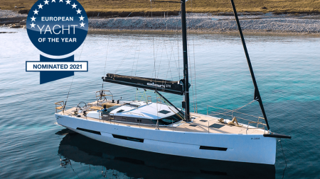 Elan GT6 - Nominee - European Yacht of the Year Award