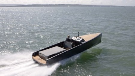 C-BOAT shortlisted for prestigious award