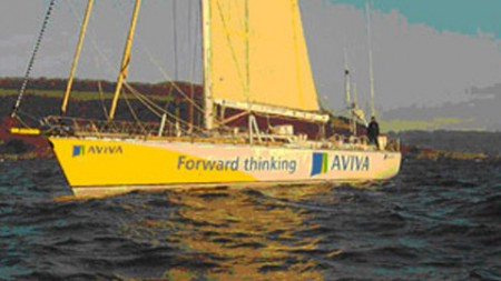 Aviva Challenge begins Round the World quest