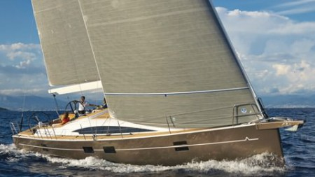 Azuree 46 'Sleeper' Antigua Race week winner
