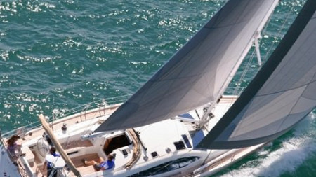 Southerly 49 takes to the water