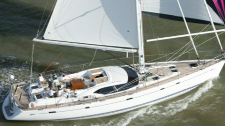Eddie Jordan joins the Oyster Family with a 655