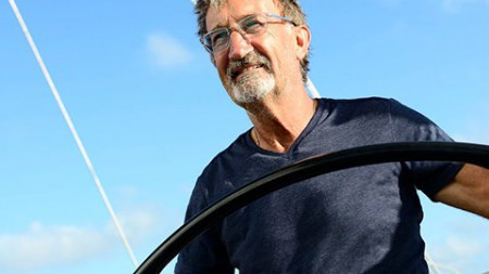 Eddie Jordan reflects on his sailing experience
