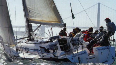 Elan 40 wins IRC Class C at Rolex Big Boat Series