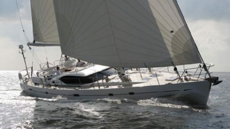 Oyster 655 Sea Trials