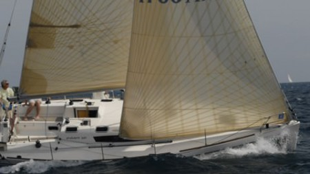 Elan 340 fleet launches one design racing in Adriatic