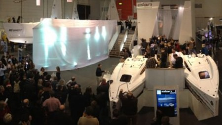 Elan 400 World Premiere at Boot Dusseldorf