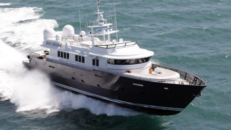 Ermis2 sea trials in New Zealand