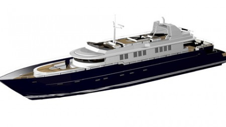 Humphreys 37metre High Performance Motor Yacht