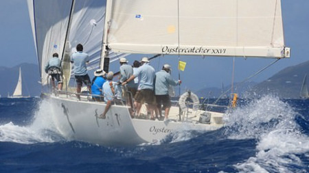 Oystercatcher XXVI wins Class 0 at Cork Week