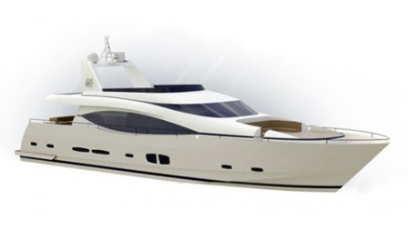 Humphreys Yacht Design in partnership with Monte Fino Yachts