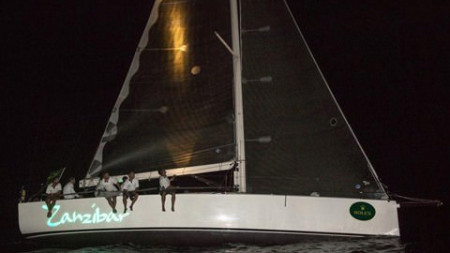 Zanzibar – Overall IRC Winner of The China Sea Race