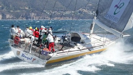 KLC Bengal 7 Finishes 2012 Sydney Hobart