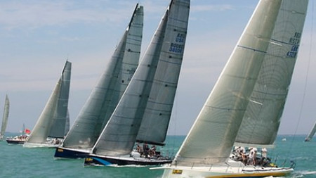 Oystercatcher XXVIII at Key West Race Week