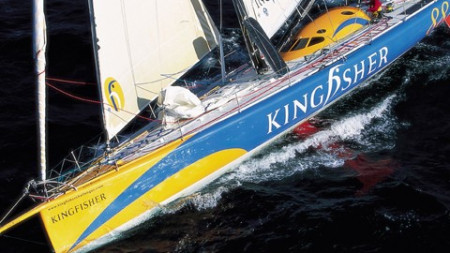 Kingfisher triumphs in Route du Rhum