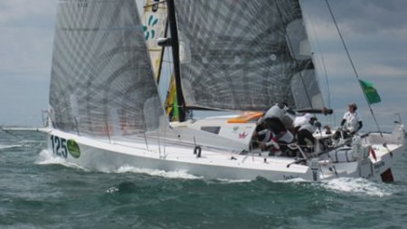 New Humphreys Class 40 finishes 3rd in The Fastnet Race