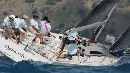 Oystercatcher XXVI wins Class Zero at Little Britain Challenge Cup