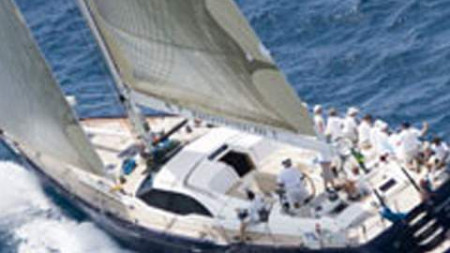 Oystercatcher XXV Wins Class in Antigua