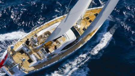 Oyster 625 – 'Best Blue Water Cruiser 2012' Award