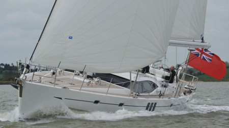 Oyster 625 – Nominated for Yacht of the Year Award