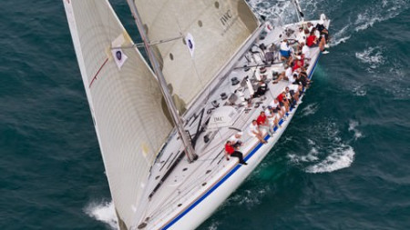 The Volvo Ocean Race Legends Regatta