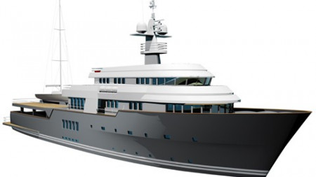 ON THE DRAWING BOARD: 60 metre Explorer Yacht
