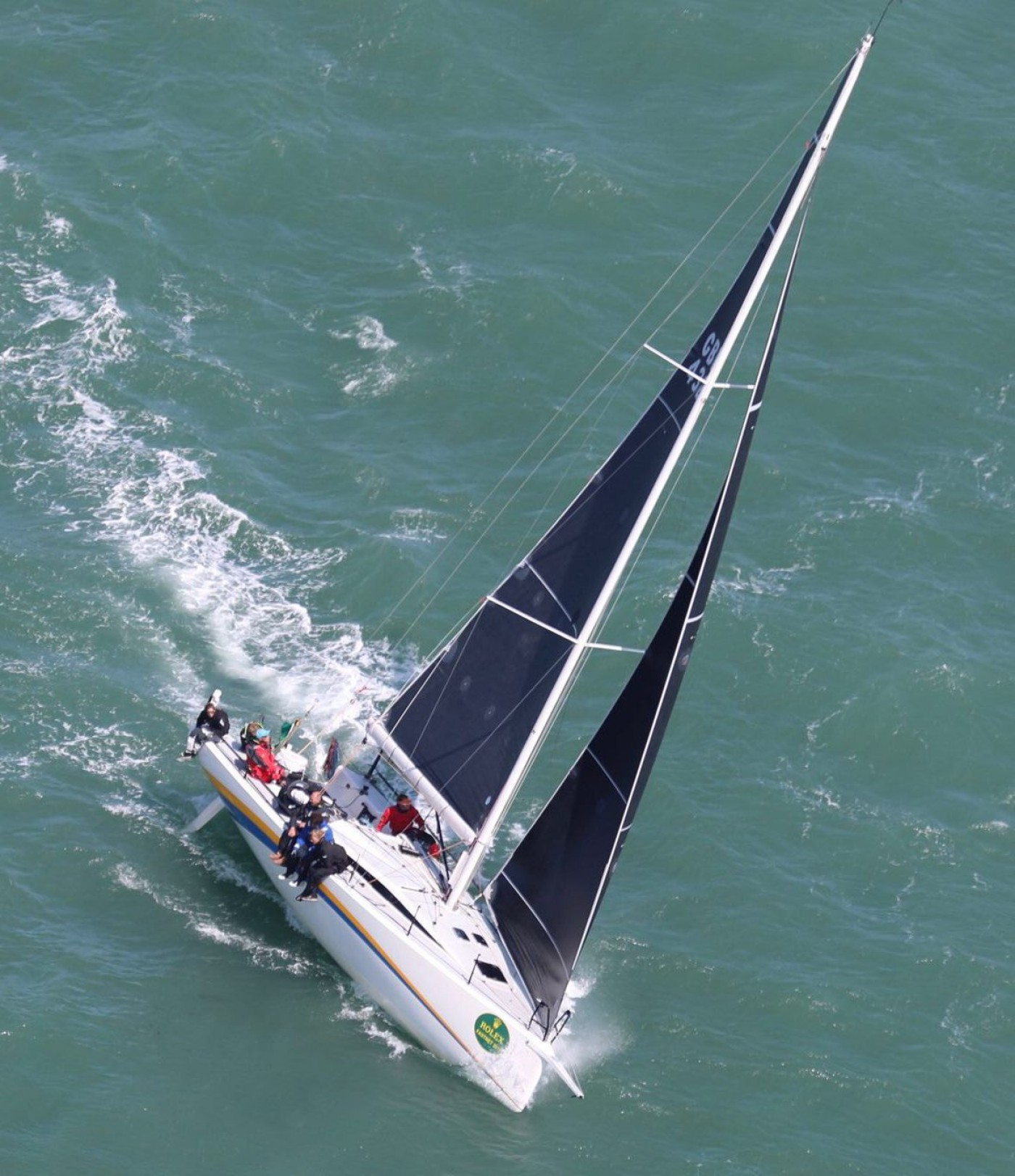 H39 IRC Performance Cruiser Racer 1