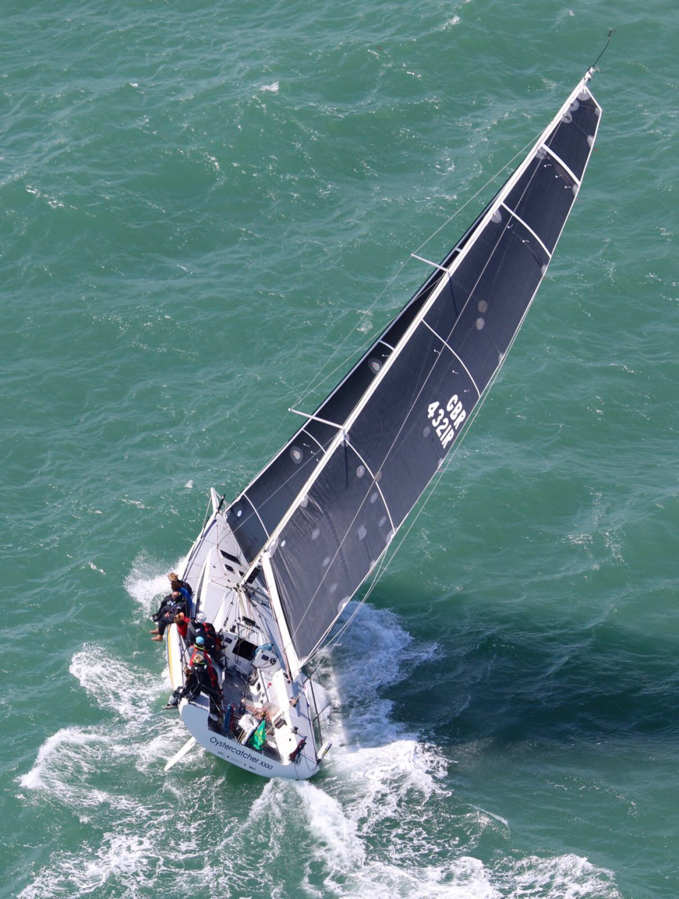 H39 IRC Performance Cruiser Racer 3