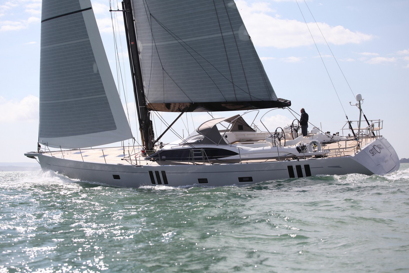 Oyster 745 yacht 1