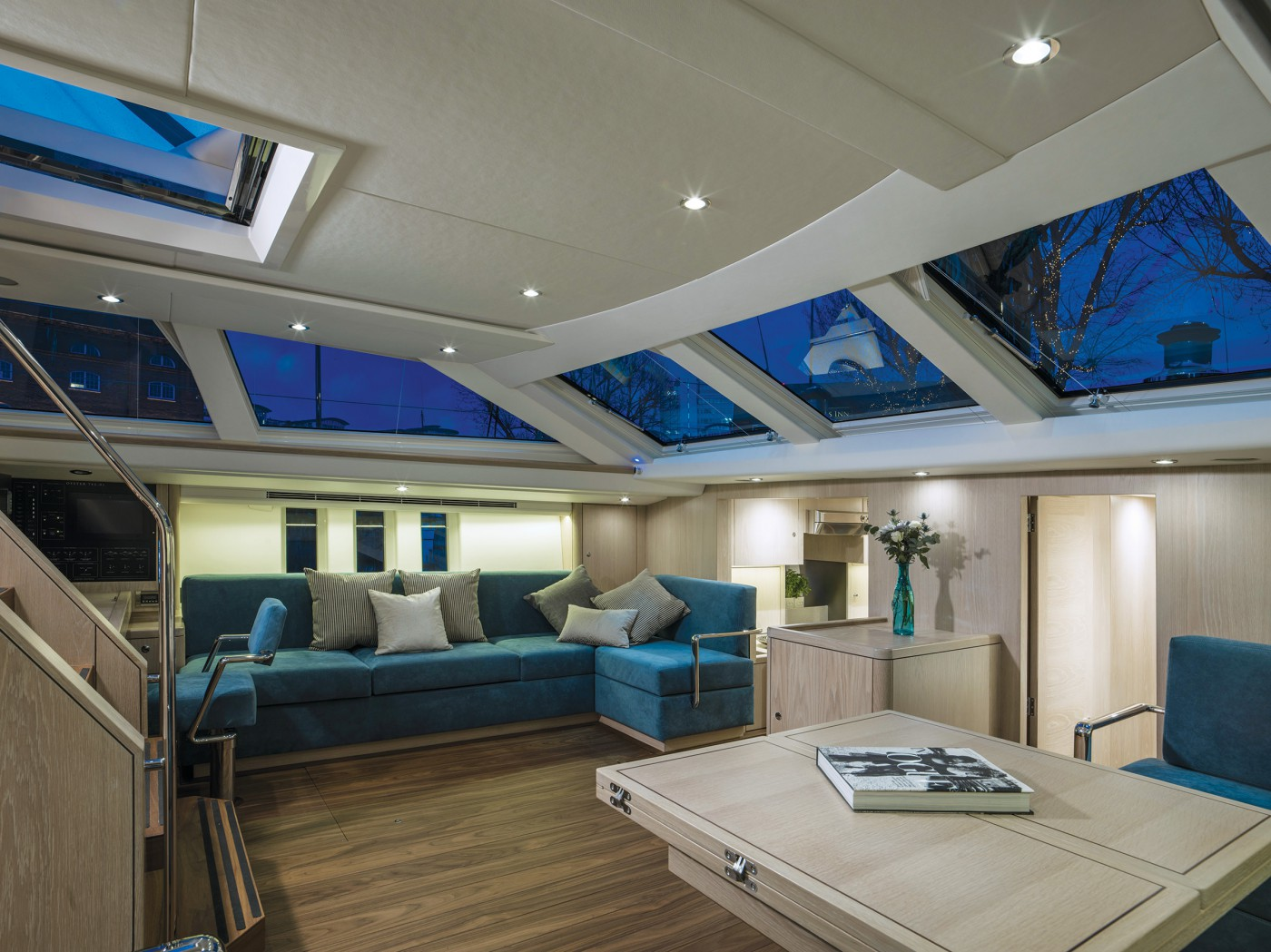 Oyster 745 yacht 2
