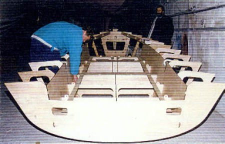 1996 Prefix developed by Humphreys Yacht Design wins Innovation award at the British Nautical Awards